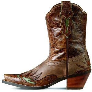 Ariat Dahlia Cowboy Boots